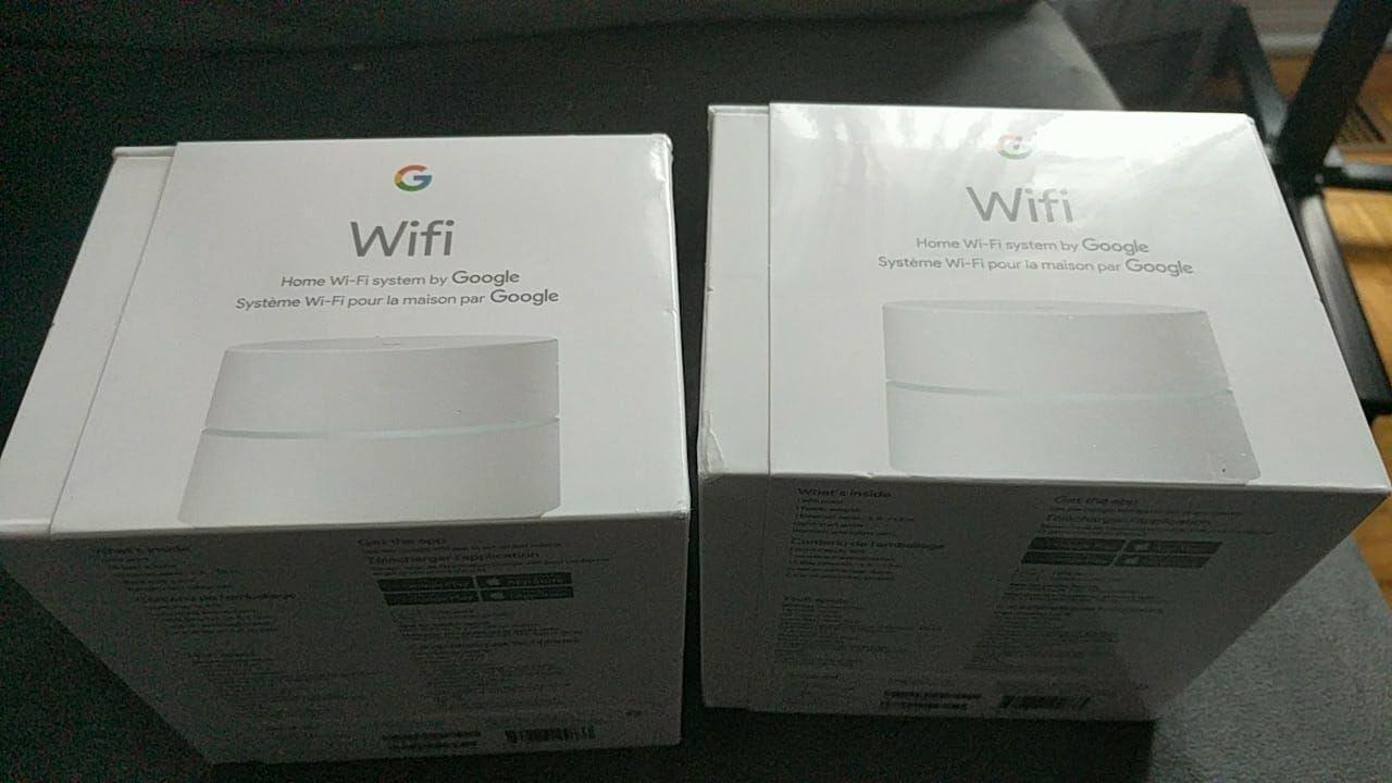 Google Wifi Ssh